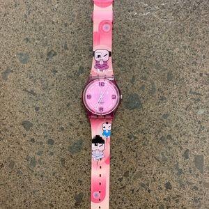 "Swatch ""Zen Wink"" Watch"